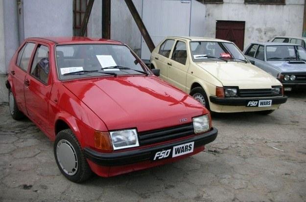 Wars był nowoczesnym autem kompaktowym z przednim napędem /