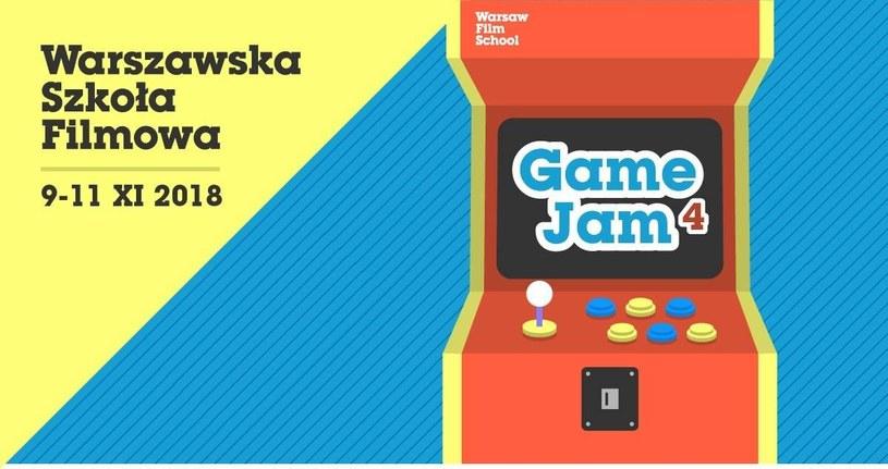 Warsaw Film School Game Jam /materiały prasowe