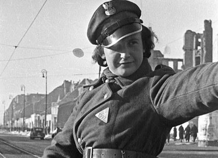Warszawa, 1946 rok fot. Edward Falkowski /Agencja FORUM