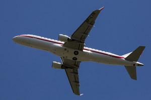 Warszawa: Awaria rządowego samolotu