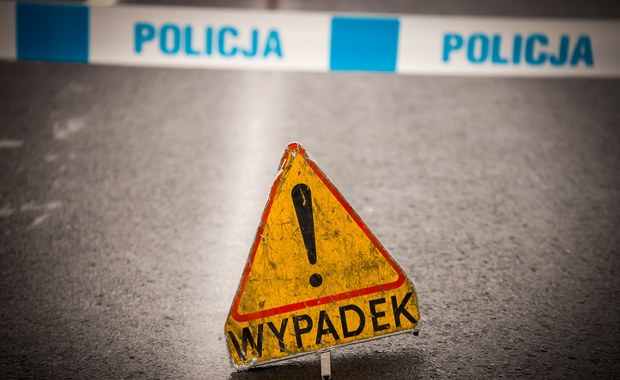 Warszawa: Dwie osoby ranne w wypadku w Al. Jerozolimskich