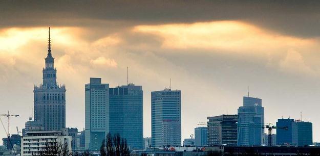 Warszawa - jak każde miasto - ma swoje plusy i minusy/fot. Jacek Waszkiewicz /Reporter
