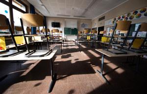 Warszawa: Jedynie co dziesiąty uczeń przyjdzie w poniedziałek do szkoły