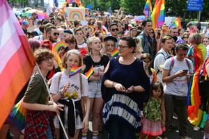 Warszawa: Już po raz 19. ulicami stolicy przeszła Parada Równości