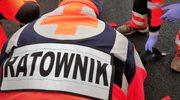 Warszawa: Karetka przewożąca krew zderzyła się z 2 autami