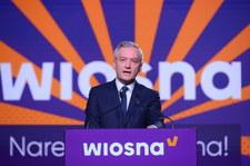 Warszawa: Konwencja wyborcza partii Wiosna