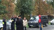 """Warszawa: """"Korwin-Mikke wjechał jak panisko"""". Interweniowała straż miejska"""