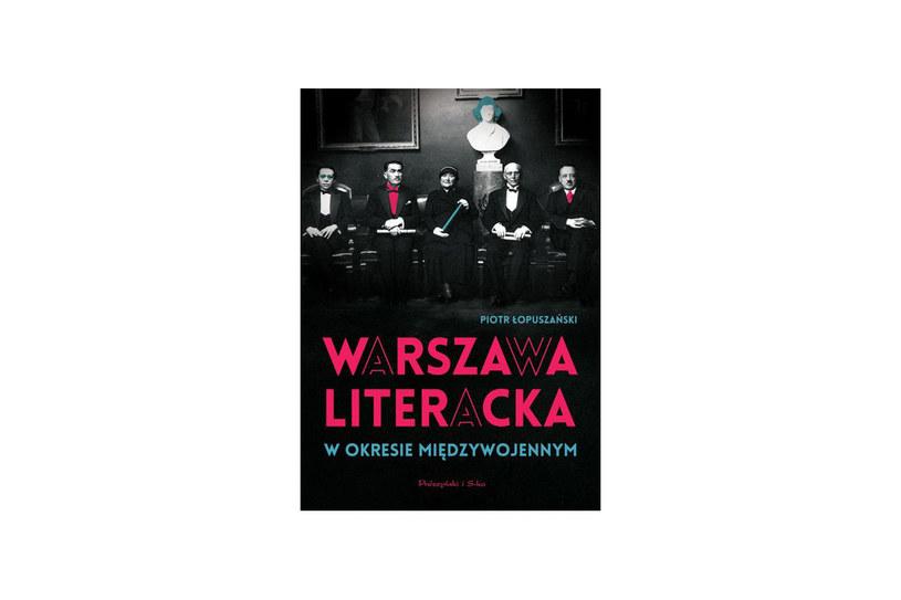 Warszawa literacka /Styl.pl/materiały prasowe