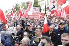 Warszawa: Marsz przeciwko ustawie 447