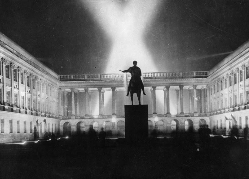 Warszawa miała stać się stolicą mocarstwa /Getty Images/Flash Press Media