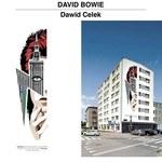 Warszawa: Mural dla Davida Bowiego