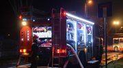 Warszawa: Nocny pożar w szpitalu pediatrycznym