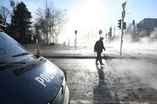 Warszawa: Po awarii ciepłowniczej ul. Powsińska wciąż nieprzejezdna w stronę centrum