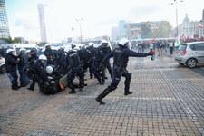 Warszawa: Podczas protestów zatrzymano 278 osób