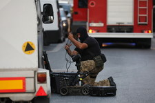 Warszawa: Podejrzana przesyłka w ambasadzie Australii. Wewnątrz folia bąbelkowa