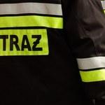 Warszawa: Pożar domu pomocy społecznej
