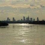 Warszawa: Poziom wody w Wiśle osiągnął stan alarmowy