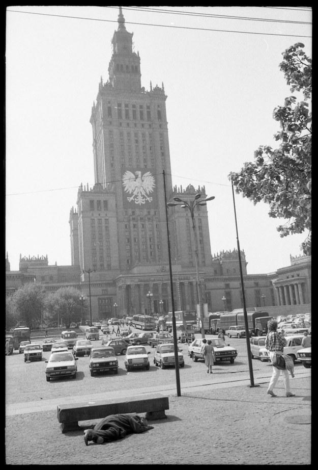 Warszawa, rok 1986 /Andrzej Kołodziej /INTERIA.PL