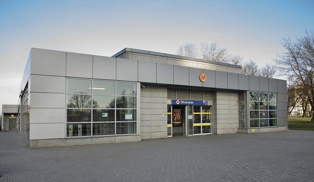 Warszawa Słodowiec - stacja metra /©123RF/PICSEL
