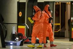 Warszawa: Służby ćwiczyły reakcję na atak chemiczny w metrze