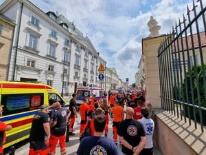 """Warszawa. SOR Szpitala Solec bez obsady. """"Postanowiliśmy zadbać o zdrowie"""""""
