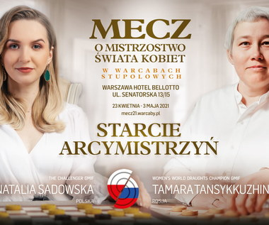 Warszawa światową stolicą warcabów