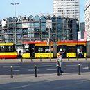 Warszawa: Tramwaj potrącił pieszego