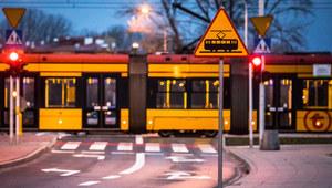 Warszawa: Tramwaj śmiertelnie potrącił mężczyznę