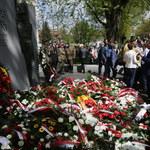 Warszawa: Uroczystość odsłonięcia pomnika rtm. Witolda Pileckiego