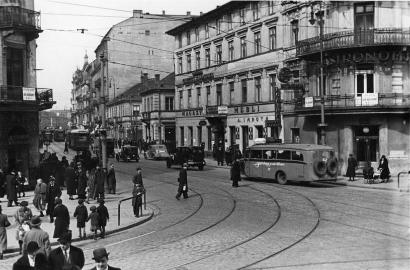 Warszawa w latach międzywojennych /archiwum Fotonova /East News