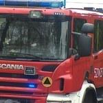 Warszawa: W pożarze mieszkania zginął mężczyzna