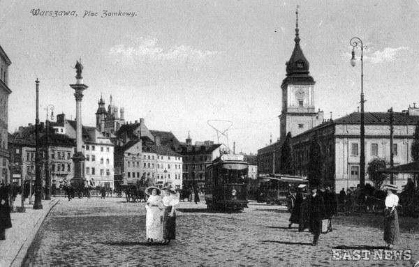 Warszawa, przed 1905 r.
