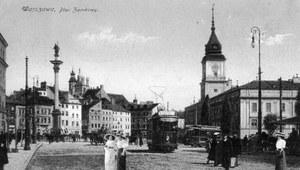 Warszawa wczoraj czy dziś?