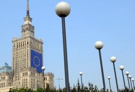 Warszawa wygrała wa wyścigu o najczęściej atakowane miasto przez wirusy w Polsce /AFP