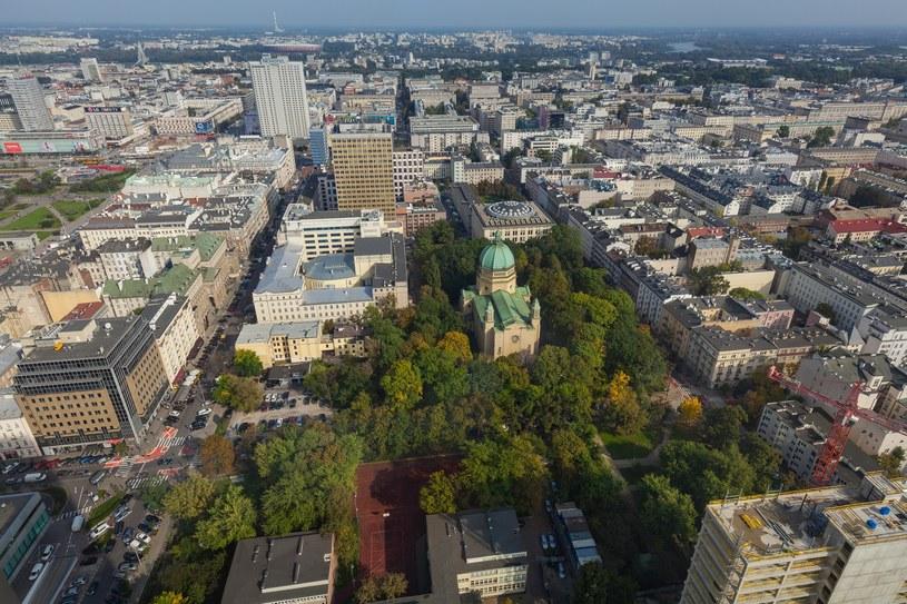 Warszawa, zdj. ilustracyjne /ARKADIUSZ ZIOLEK /East News