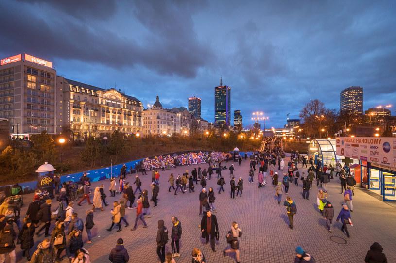 Warszawa; zdj. ilustracyjne /Arkadiusz Ziółek /East News