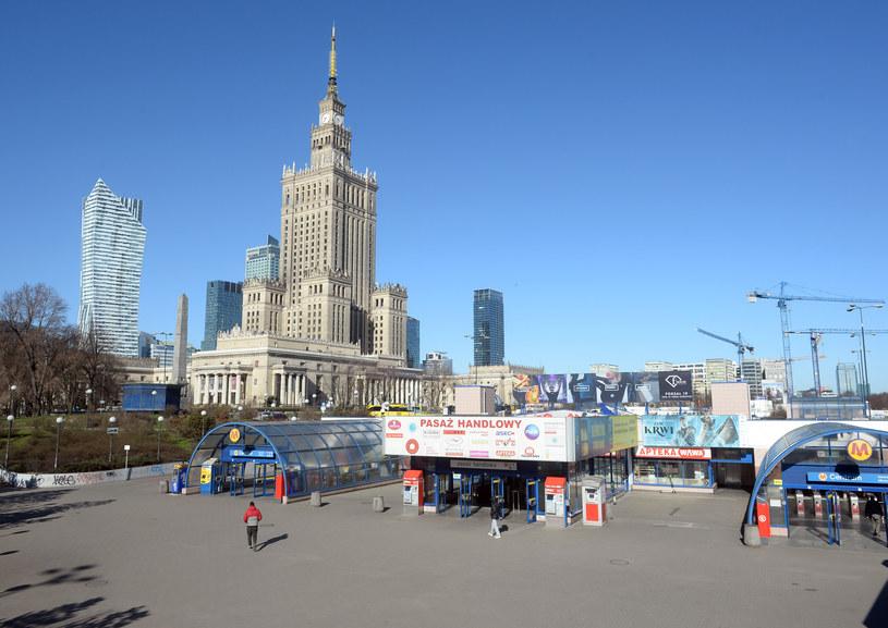 Warszawa; zdj. ilustracyjne /Jan Bielecki /East News