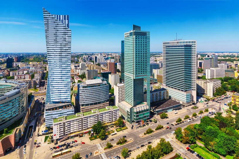Warszawa, zdjęcie ilustracyjne /123RF/PICSEL