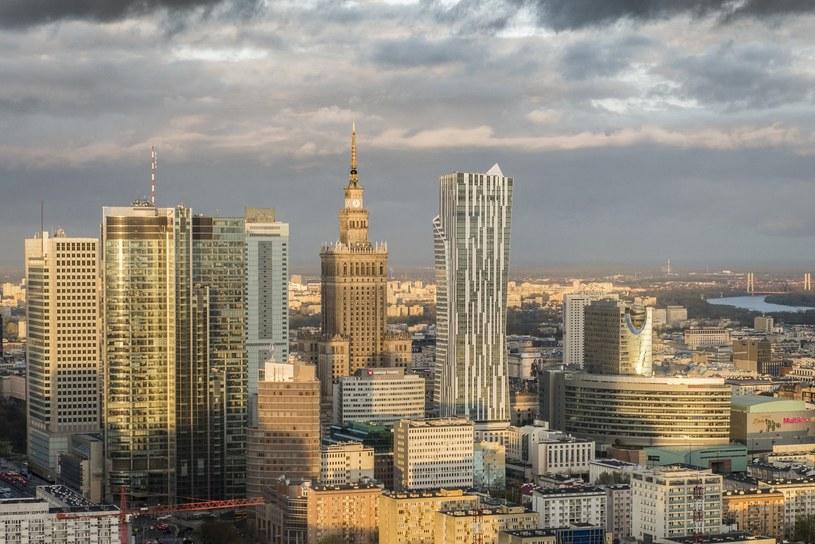 Warszawa, zdjęcie ilustracyjne /Marek Kowalczyk /East News