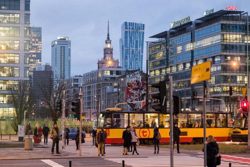 Warszawa, zdjęcie ilustracyjne /Andrzej Iwańczuk /Reporter