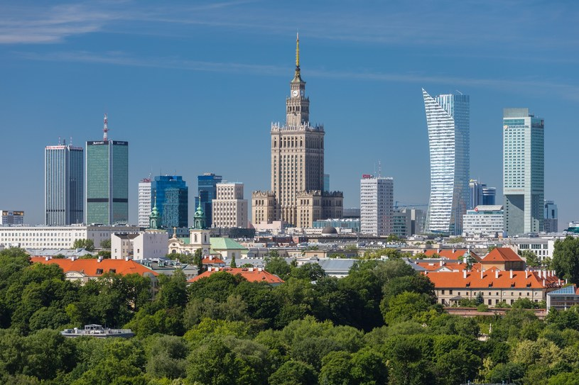 Warszawa /ARKADIUSZ ZIOLEK /East News