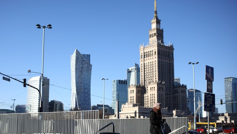 Warszawa /Leszek Szymański /PAP