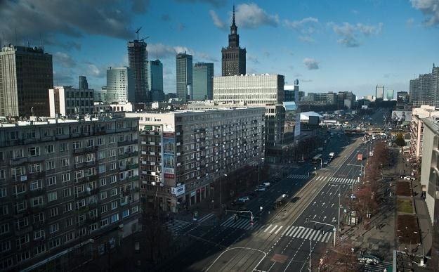 Warszawie przybyło mieszkańców, fot. Bartosz Krupa /East News