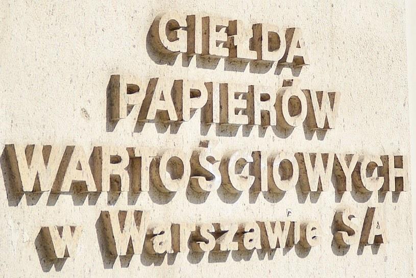 Warszawska giełda. Jak długo potrwa gra w zielone? /123RF/PICSEL