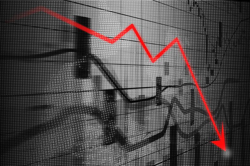 Warszawska giełda jest najniżej od ponad trzech lat... /123RF/PICSEL