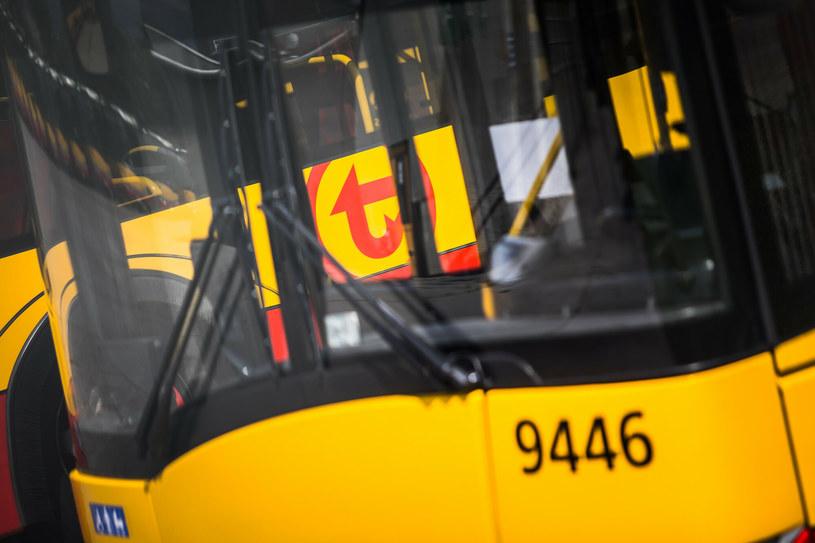 Warszawski autobus; zdj. ilustracyjne /Adam Burakowski /Reporter