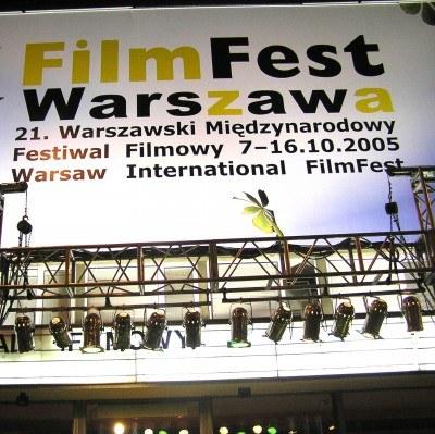 Warszawski festiwal to 10 dni filmowej uczty /INTERIA.PL