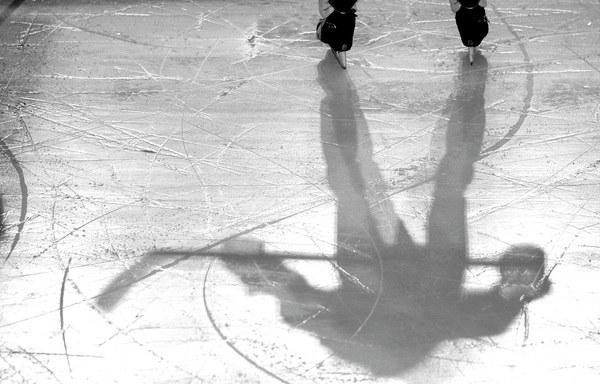 Warszawski hokej jest nad przepaścią /AFP