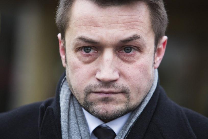 Warszawski radny Piotr Guział /Andrzej Hulimka  /Reporter