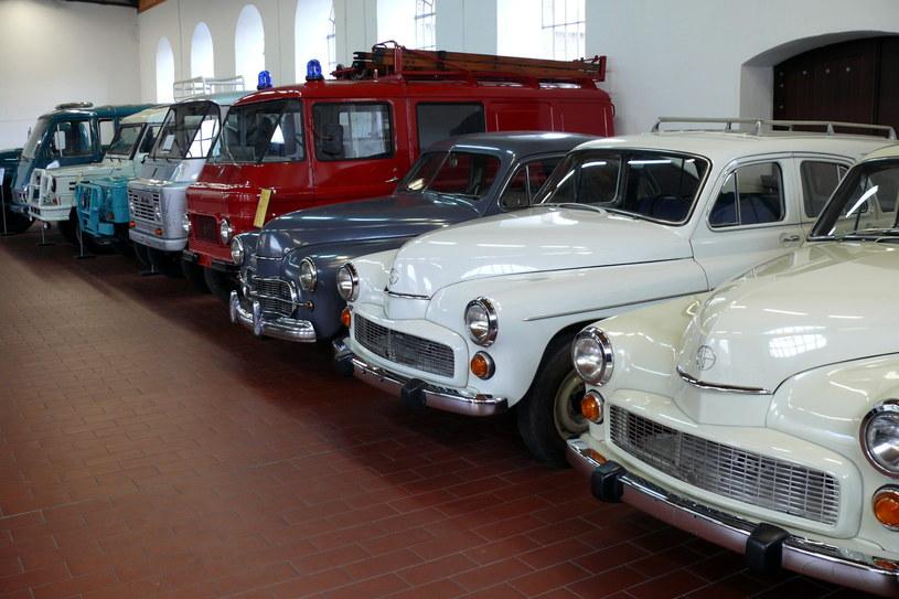 Warszawy na ekspozycji Muzeum Techniki w Chlewiskach /zdj. Łukasz Pieniążek /materiały prasowe